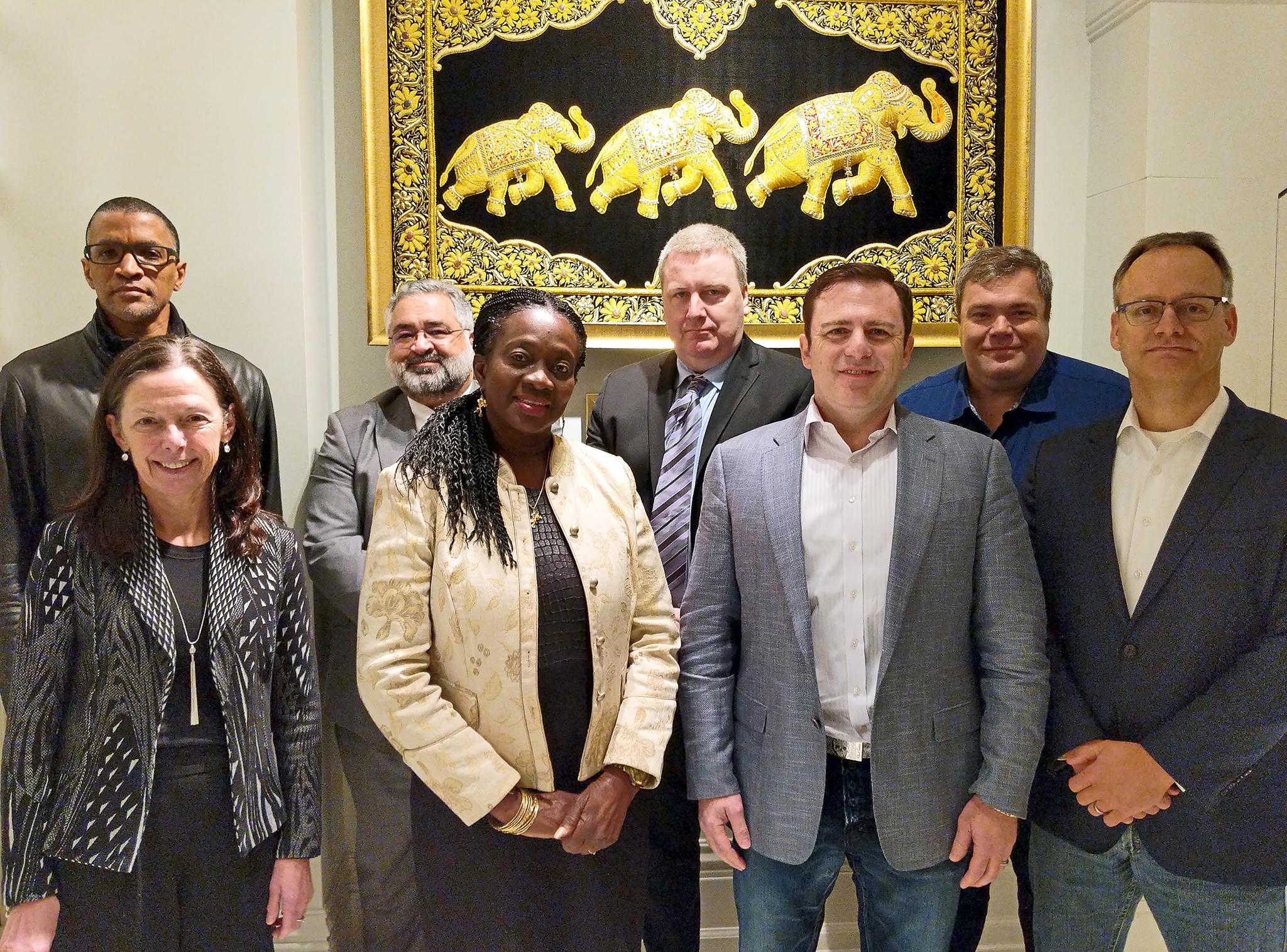 ARIN Board of Trustees - American Registry for Internet Numbers